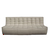 Click to swap image: <strong>Ethnicraft Slouch 3Str-DkBeige - RRP-$POA</strong></br>Dimensions: W2100 x D910 x H760mm</br>Shipped: Assembled - 1.539m3</br>Cushion Construction - Sofa Cushion Profile - Medium</br>Filling Material - Foam Fill</br>Product Configuration - Joining Brackets Included</br>Seat Dimensions - 550mm Seat Depth</br>Seat Height - 430mm</br>Upholstery Colour - Dark Beige</br>Upholstery Composition - 84% Polyester, 16% Acrylic