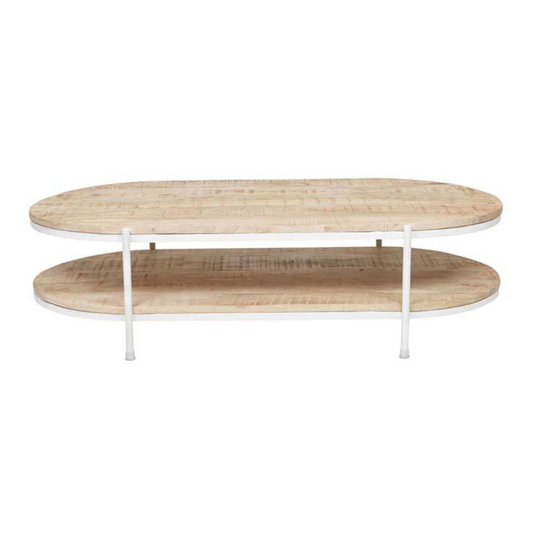 Merricks Oval Coffee Table image 0