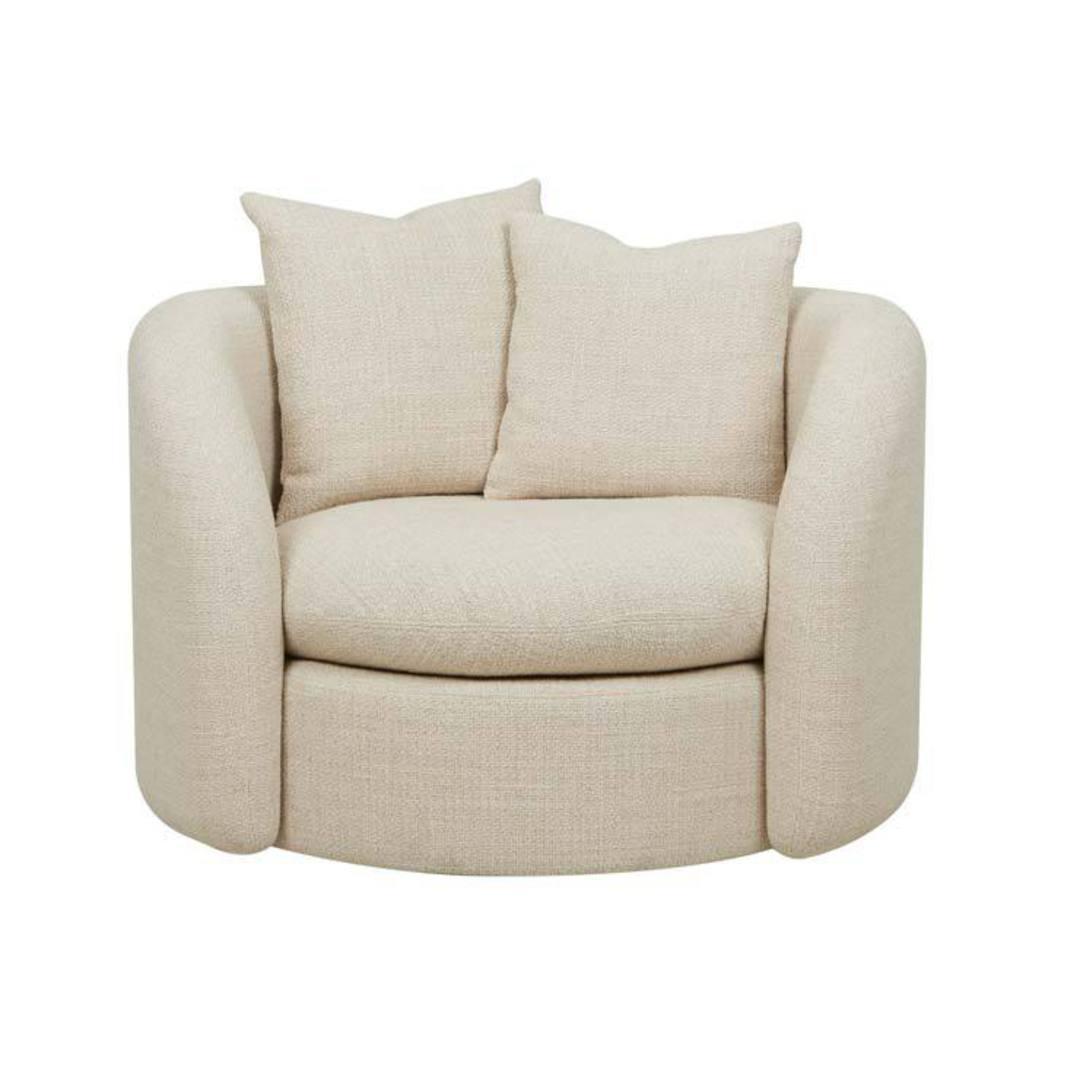 Juno Orb Swivel Sofa Chair image 0