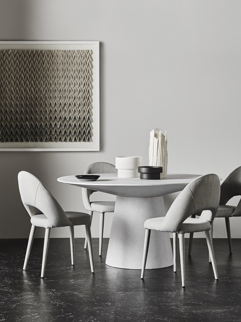 Livorno Round Dining Table Large image 10