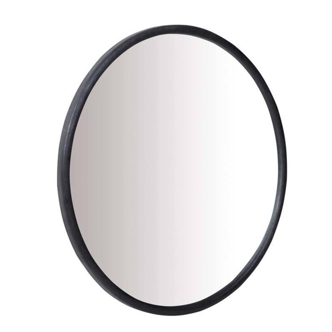 Brody Round Mirror image 2