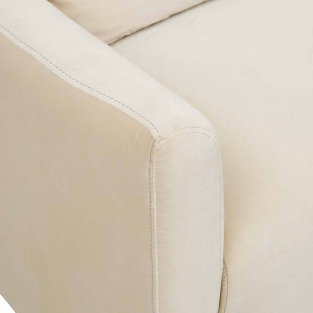 Kennedy Curve Swivel Occasional Chair image 3