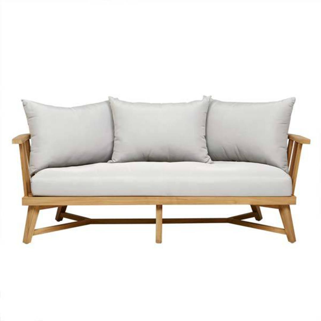 Sonoma Slat 3 Seater Sofa image 1