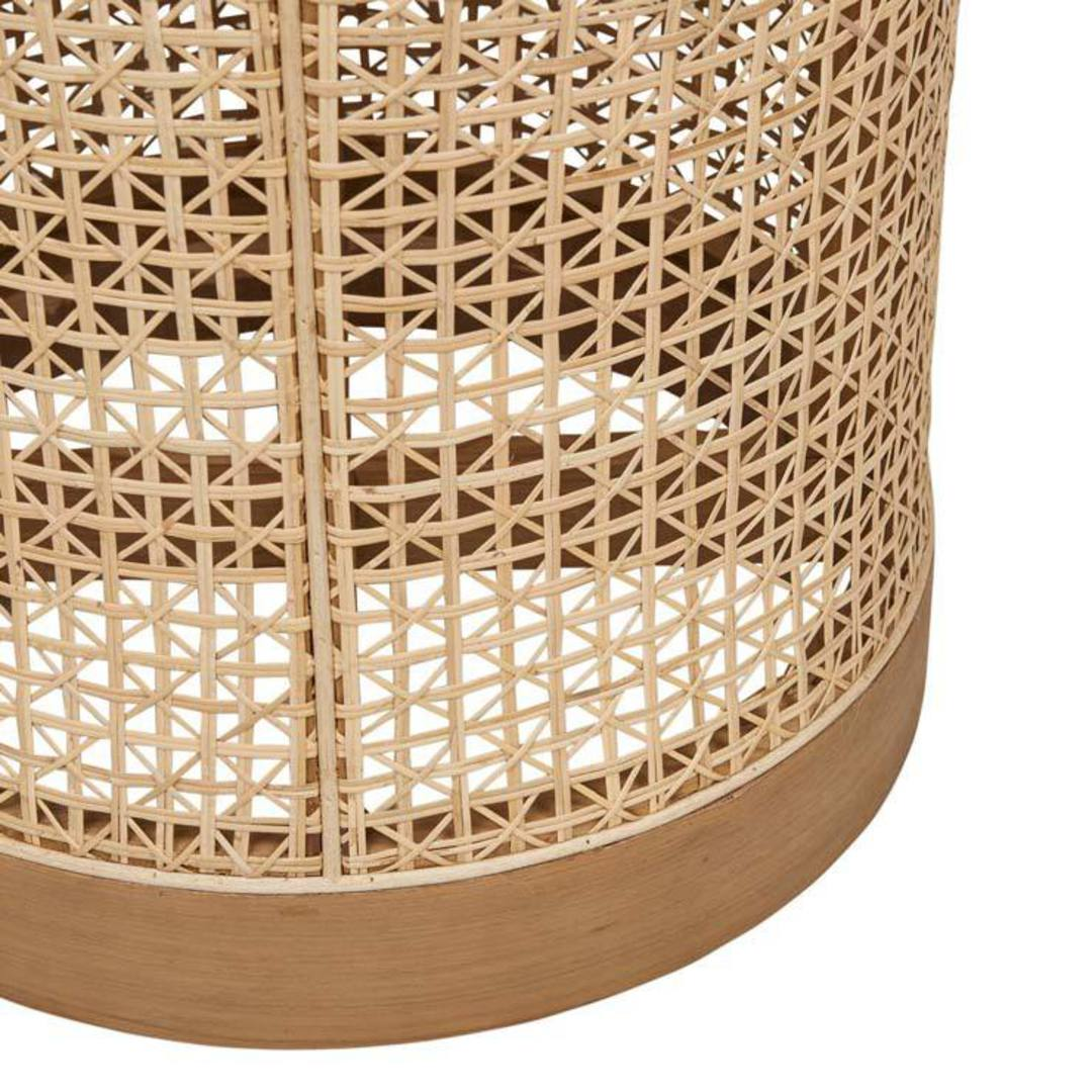 Willow Woven Side Table image 4