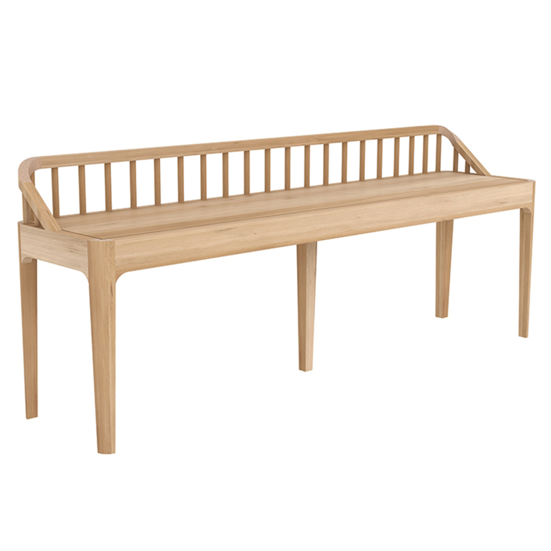 Ethnicraft Spindle Bench image 1