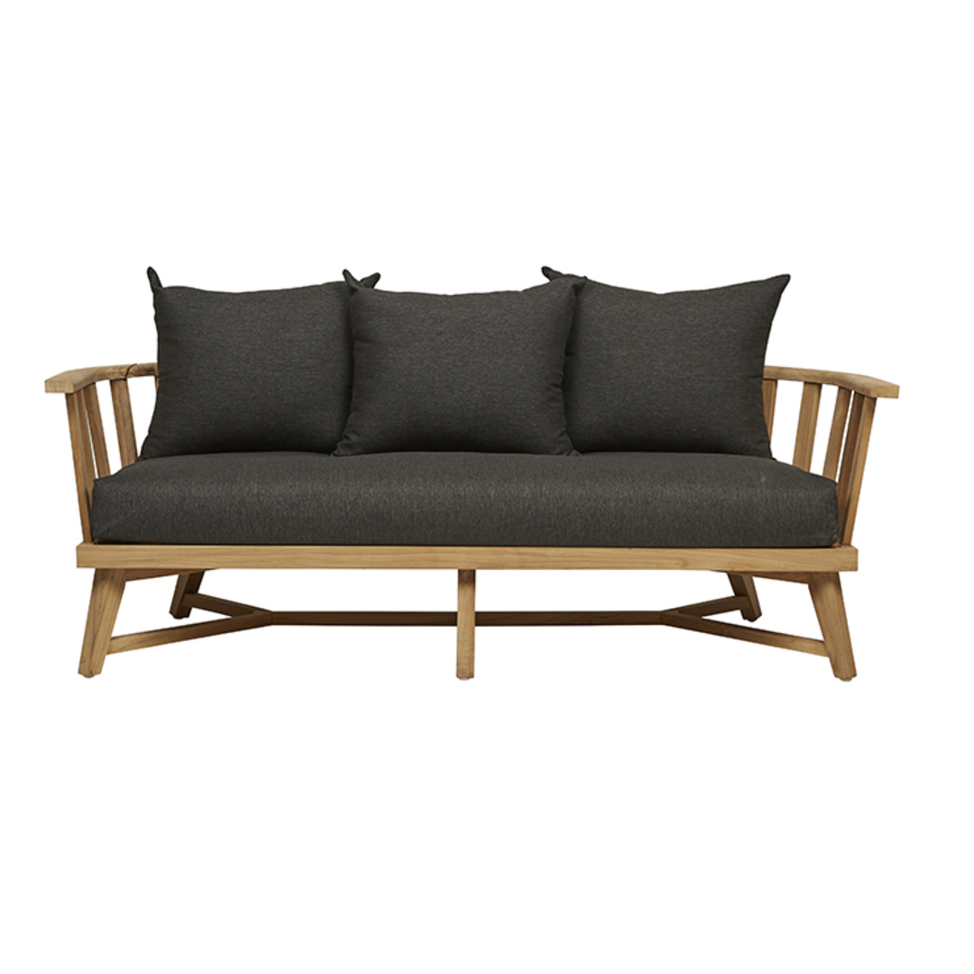 Sonoma Slat 3 Seater Sofa image 0