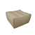Click to swap image: <strong>Ethnicraft Slouch Otto-DkBeige - RRP  N/A</strong></br>Dimensions: W700 x D700 x H430mm</br>Shipped: Assembled - 0.231m3</br>Cushion Construction - Sofa Cushion Profile - Medium</br>Filling Material - Foam Fill</br>Seat Height - 430mm Seat Height</br>Upholstery Colour - Dark Beige</br>Upholstery Composition - 84% Polyester, 16% Acrylic