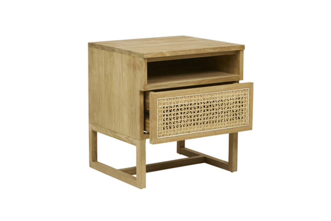 Willow Woven Bedside image 9