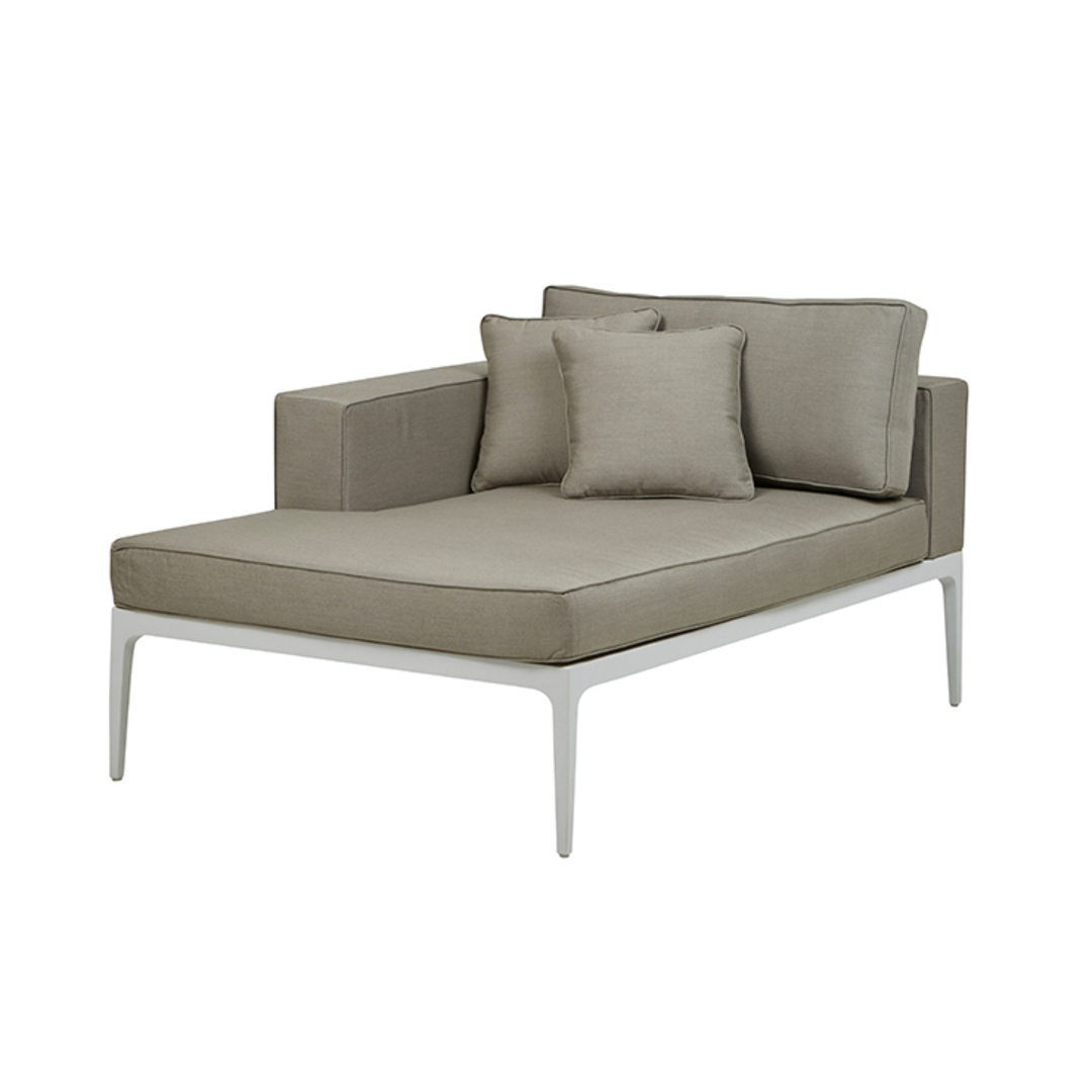 Montego Left Chaise (outdoor) image 8