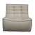 Click to swap image: <strong>Ethnicraft Slouch 1Str-DkBeige - RRP-$POA</strong></br>Dimensions: W800 x D910 x H760mm</br>Shipped: Assembled - 0.629m3</br>Cushion Construction - Sofa Cushion Profile - Medium</br>Filling Material - Foam Fill</br>Product Configuration - Joining Brackets Included</br>Seat Dimensions - 550mm Seat Depth</br>Seat Height - 430mm</br>Upholstery Colour - Dark Beige</br>Upholstery Composition - 84% Polyester, 16% Acrylic