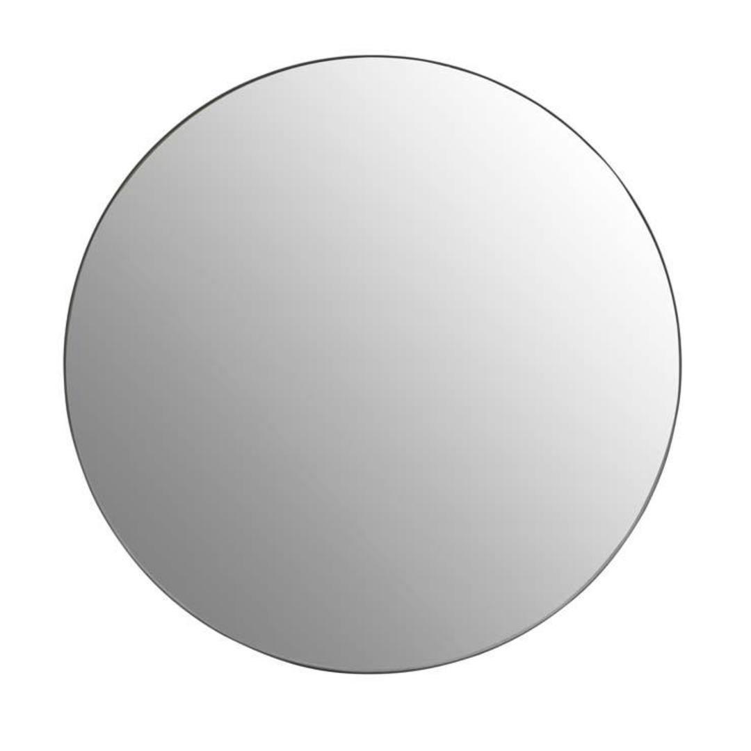 Elle Round 120cm Mirror image 0