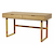 Click to swap image: <strong>Logan Desk - Natural Ash - RRP-$2715</strong></br>Dimensions: W1400 x D600 x H760mm</br>Shipped: Assembled - 0.804m3</br>Case Colour - Natural Ash</br>Case Material - Ash Veneer</br>Case Weight - 44kg</br>Drawer Configuration - 2</br>Leg Material - Solid Beech Wood