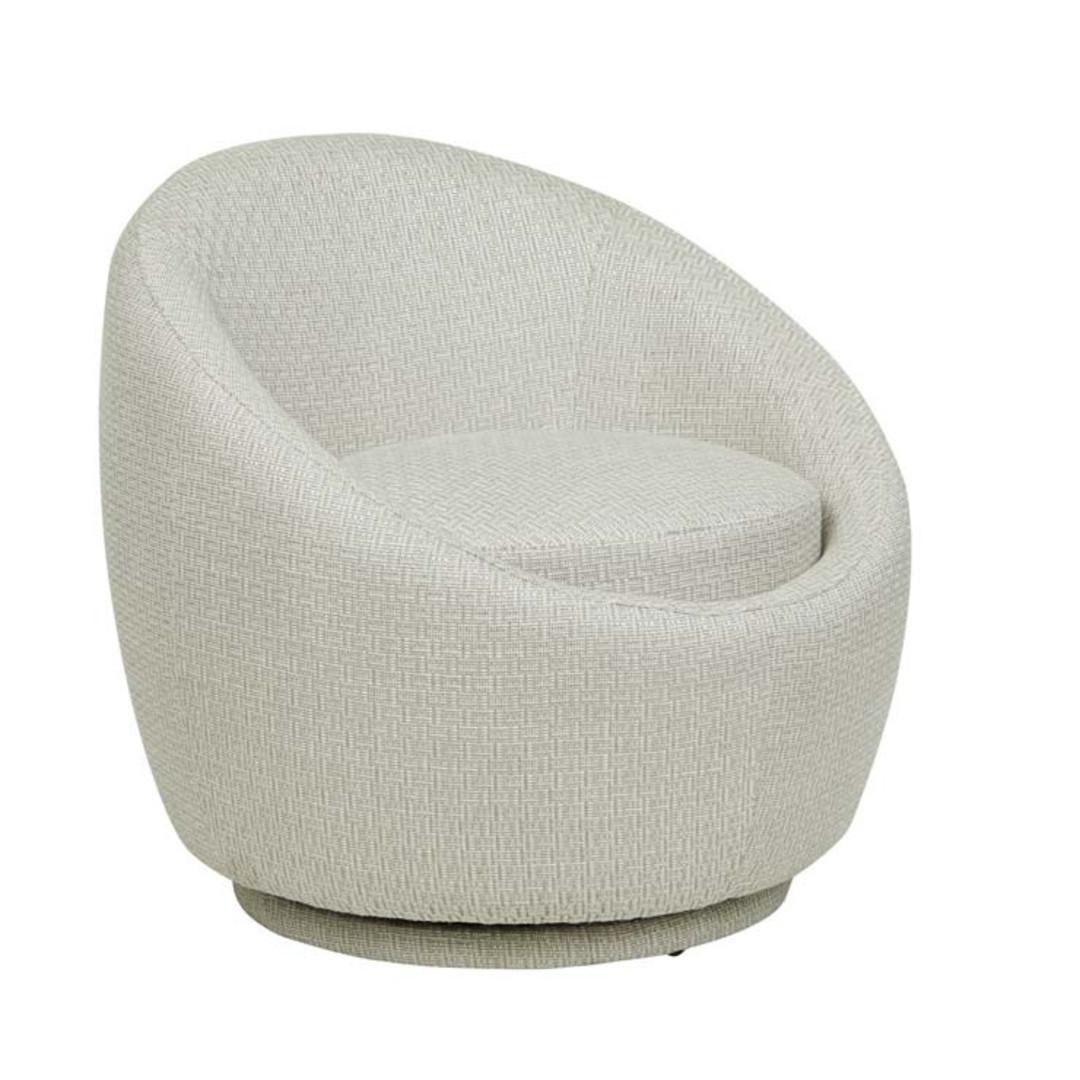 Kennedy Globe Swivel Occasional Chair image 19
