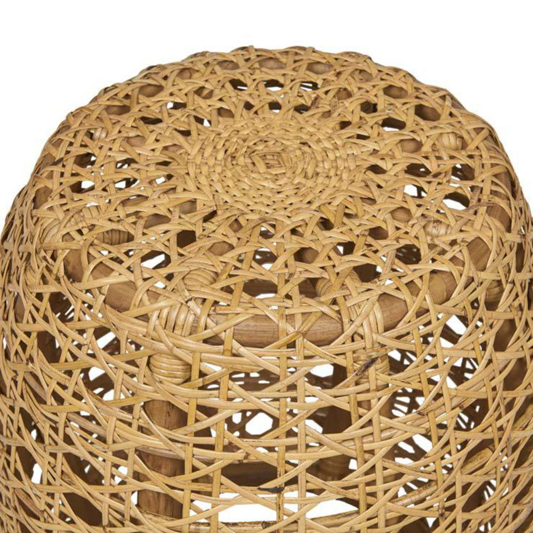 Tully Woven Side Table image 3