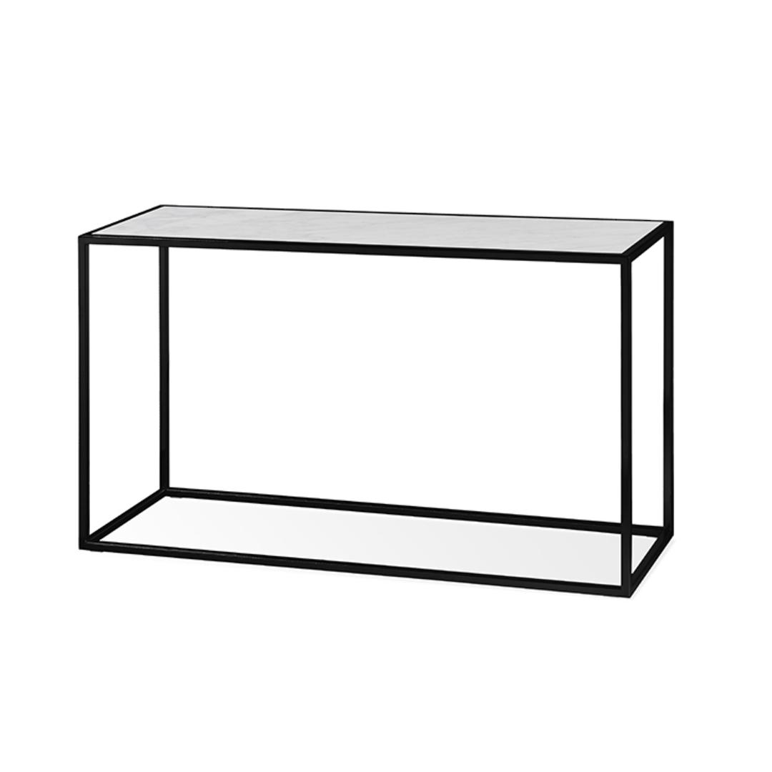 Elle Cube Marble Consoles image 5