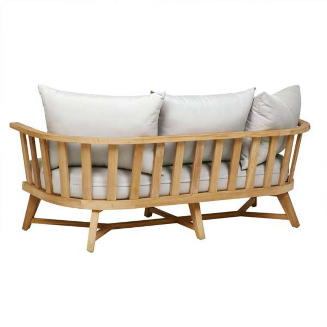 Sonoma Slat 3 Seater Sofa image 2