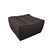 Click to swap image: <strong>Ethnicraft Slouch Otto-Dk Grey - RRP-$POA</strong></br>Dimensions: W700 x D700 x H430mm</br>Shipped: Assembled - 0.231m3</br>Cushion Construction - Sofa Cushion Profile - Medium</br>Filling Material - Foam Fill</br>Seat Height - 430mm Seat Height</br>Upholstery Colour - Dark Grey</br>Upholstery Composition - 84% Polyester, 16% Acrylic