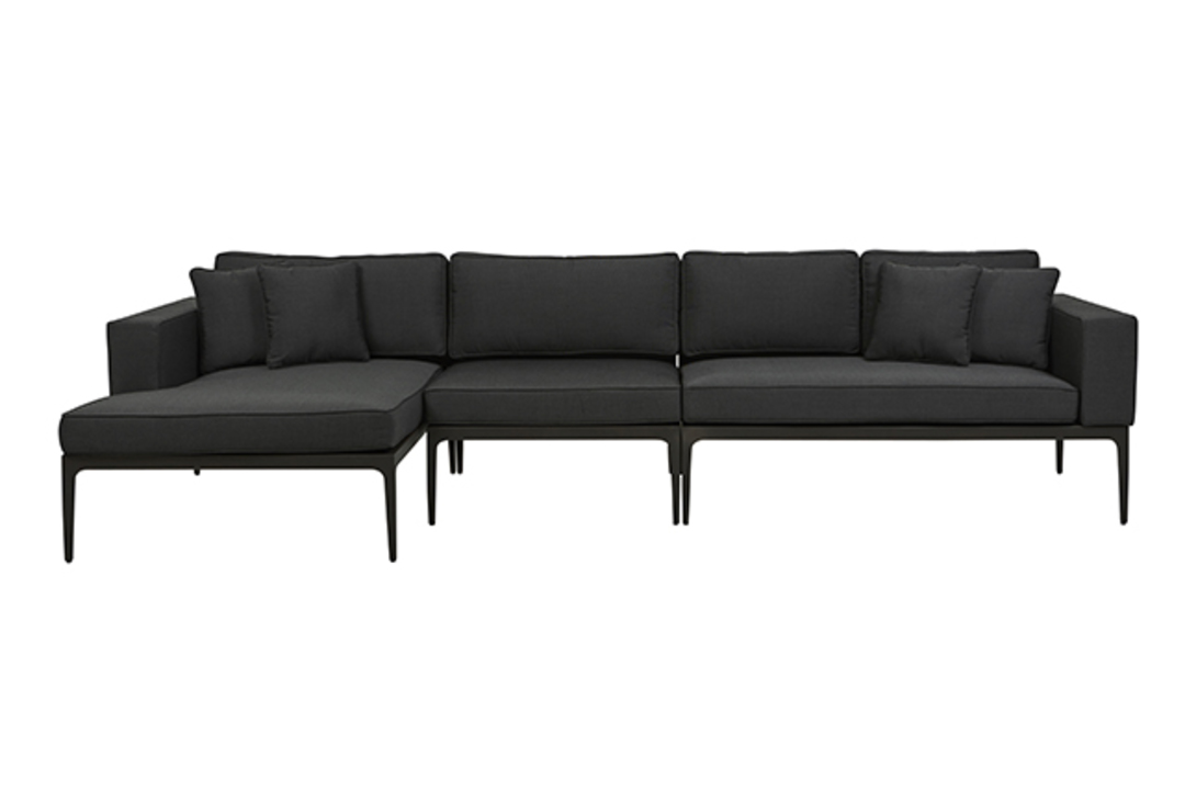 Montego Left Chaise (outdoor) image 2