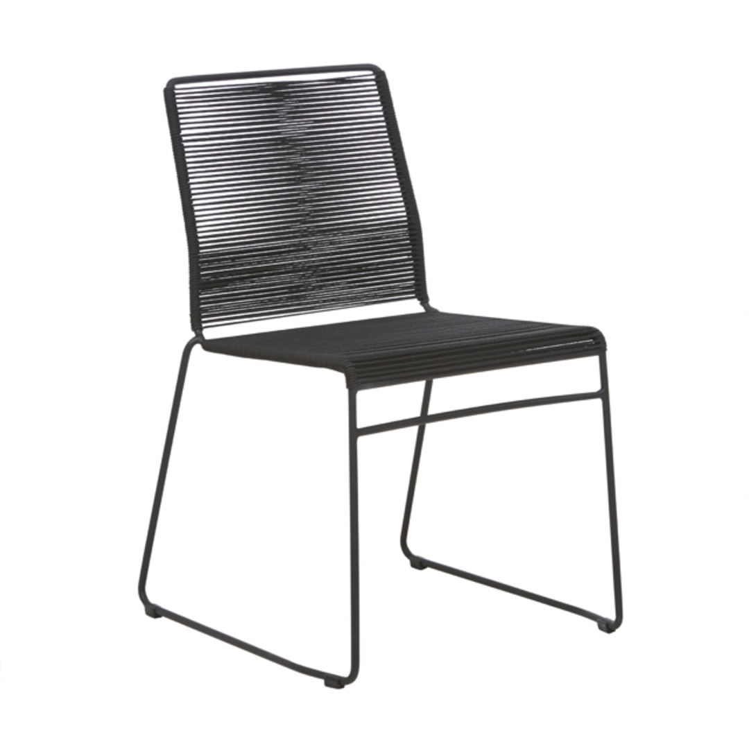 Marina Sleigh Dining Chair image 0