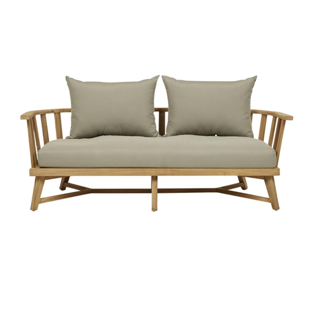 Sonoma Slat 3 Seater Sofa image 3