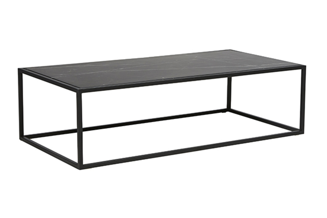 Elle Cube Marble Coffee Table image 4