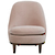 Click to swap image: <strong>Bogart TulipSof-BlushPinkVelve - RRP-$2531</strong></br>Dimensions: W690 x D820 x H850mm</br>Shipped: Assembled - 0.462m3</br>Cushion Material - CA117 Foam, Polyester Wrap</br>Frame Material - Timber</br>Leg Colour - Chocolate</br>Leg Height - 190mm</br>Leg Material - Rubber Wood</br>Seat Height - 420mm</br>Seat Material - Pirelli Webbing Seat Suspension</br>Upholstery Colour - Forest Green Velvet</br>Upholstery Material - 85% Cotton, 15% Polyester