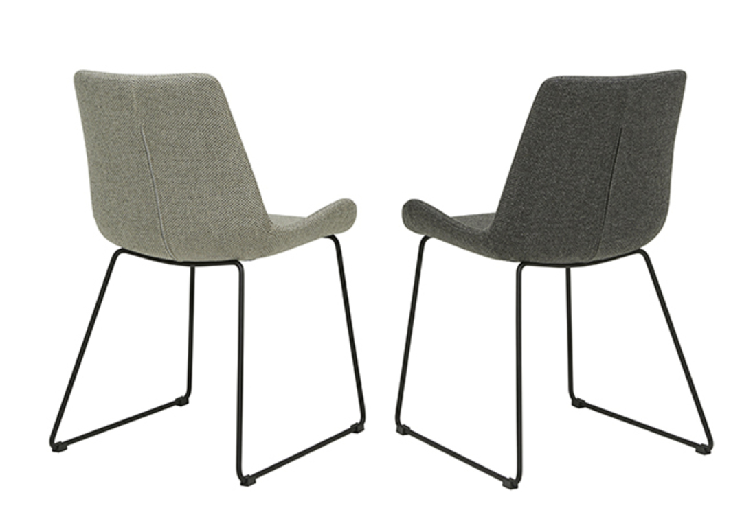 Cleo Sleigh Dining Chair image 9