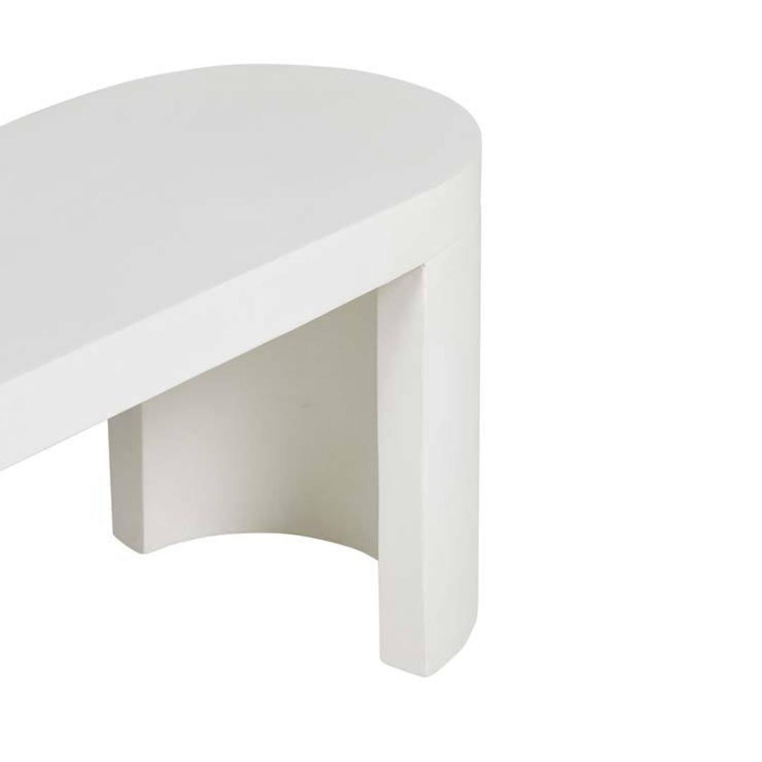 Ossa Concrete Bench Seat image 2