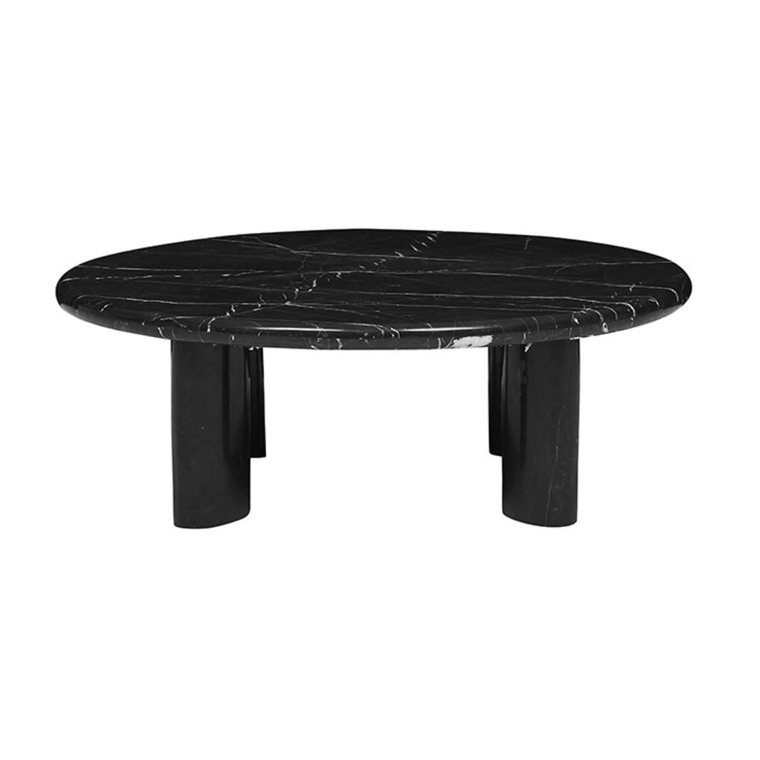 Amara Round Ellipse Leg Coffee Table image 10