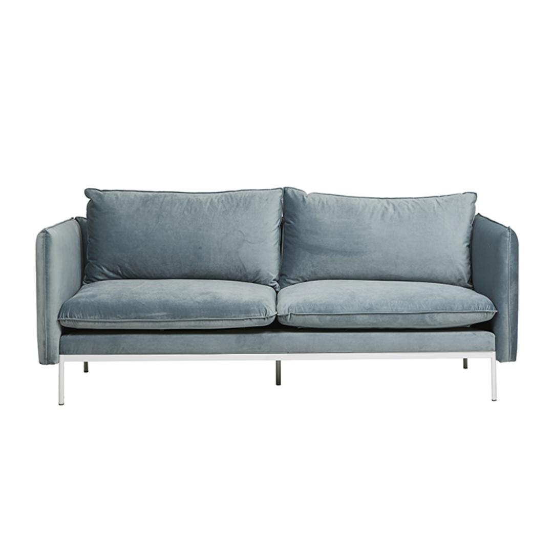 Vittoria Curve 3 Seater Sofa image 13