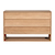 Click to swap image: <strong>Ethnicraft Nordic Dresser-Oak - RRP-$POA</strong></br>Dimensions: W1300 x D560 x H830mm</br>Shipped: Assembled - 0.689m3</br>Case Colour - Natural</br>Case Material - Solid Oak</br>Drawer Configuration - 3