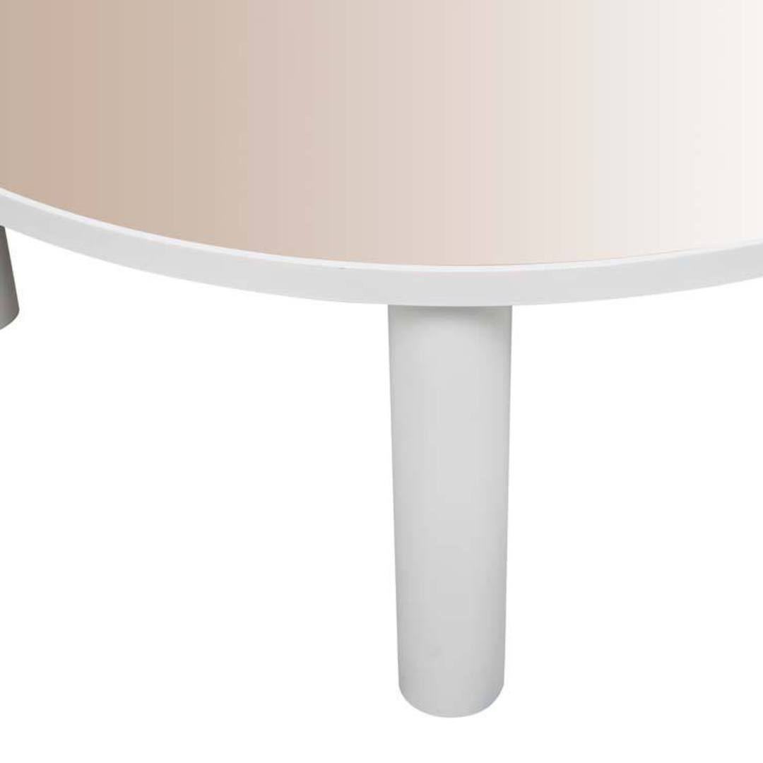 Amara Disc Mirror Coffee Table image 7