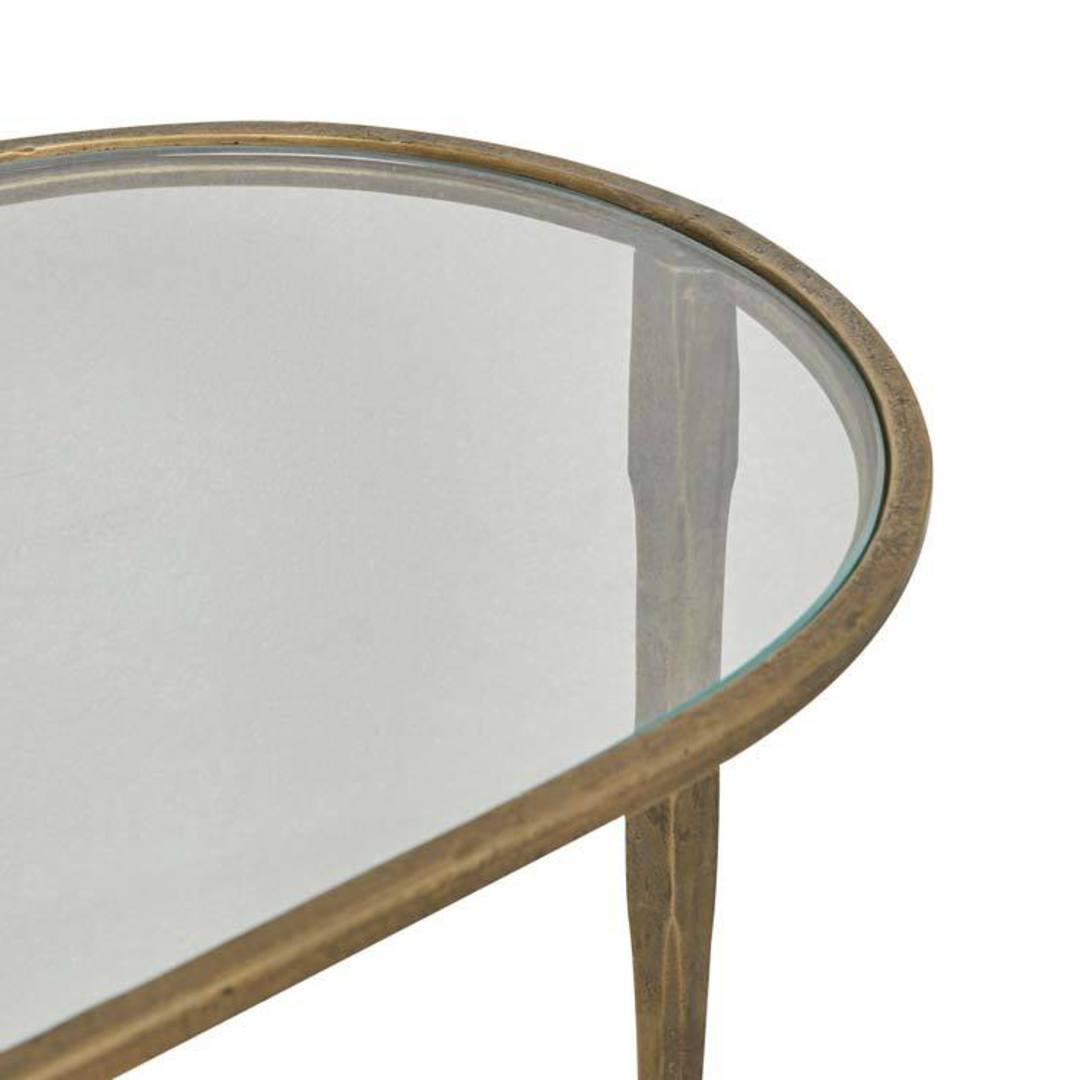 Amelie Oval Console image 3