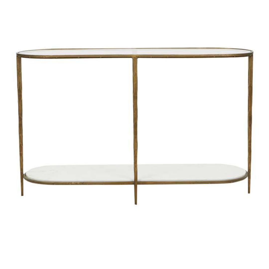 Amelie Oval Console image 11