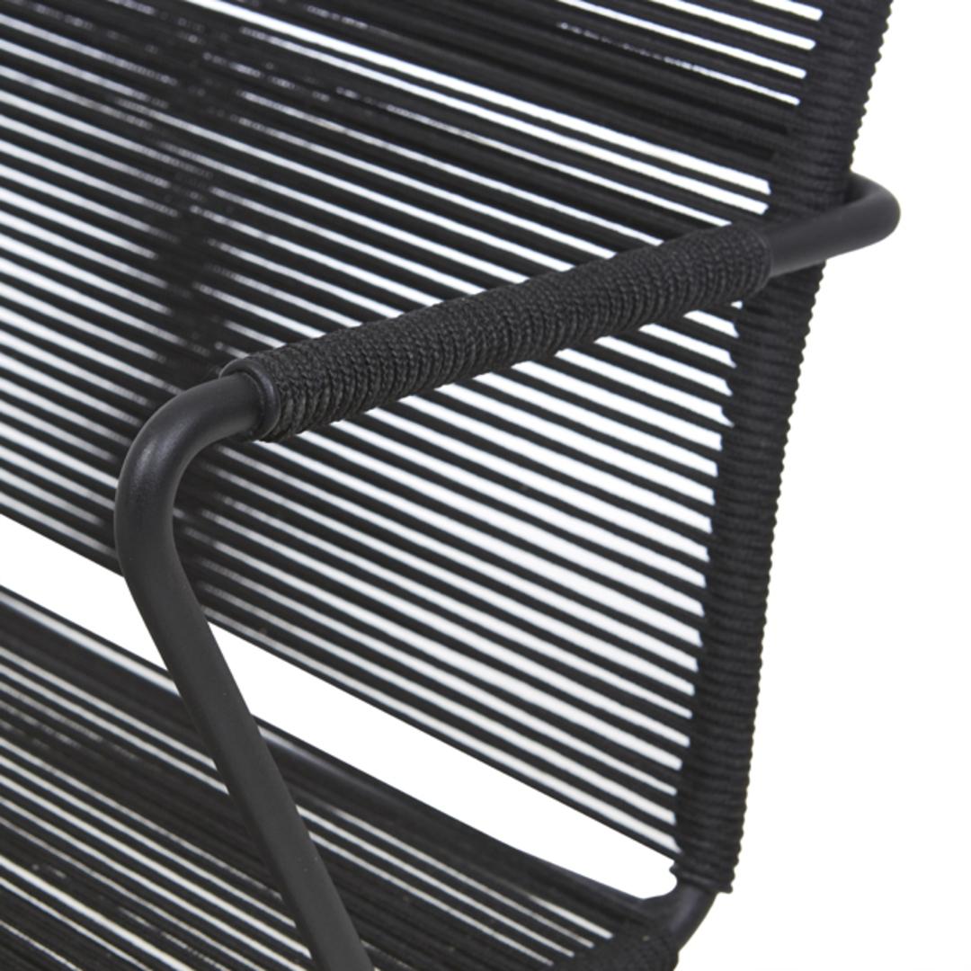 Marina Sleigh Arm Chair image 9