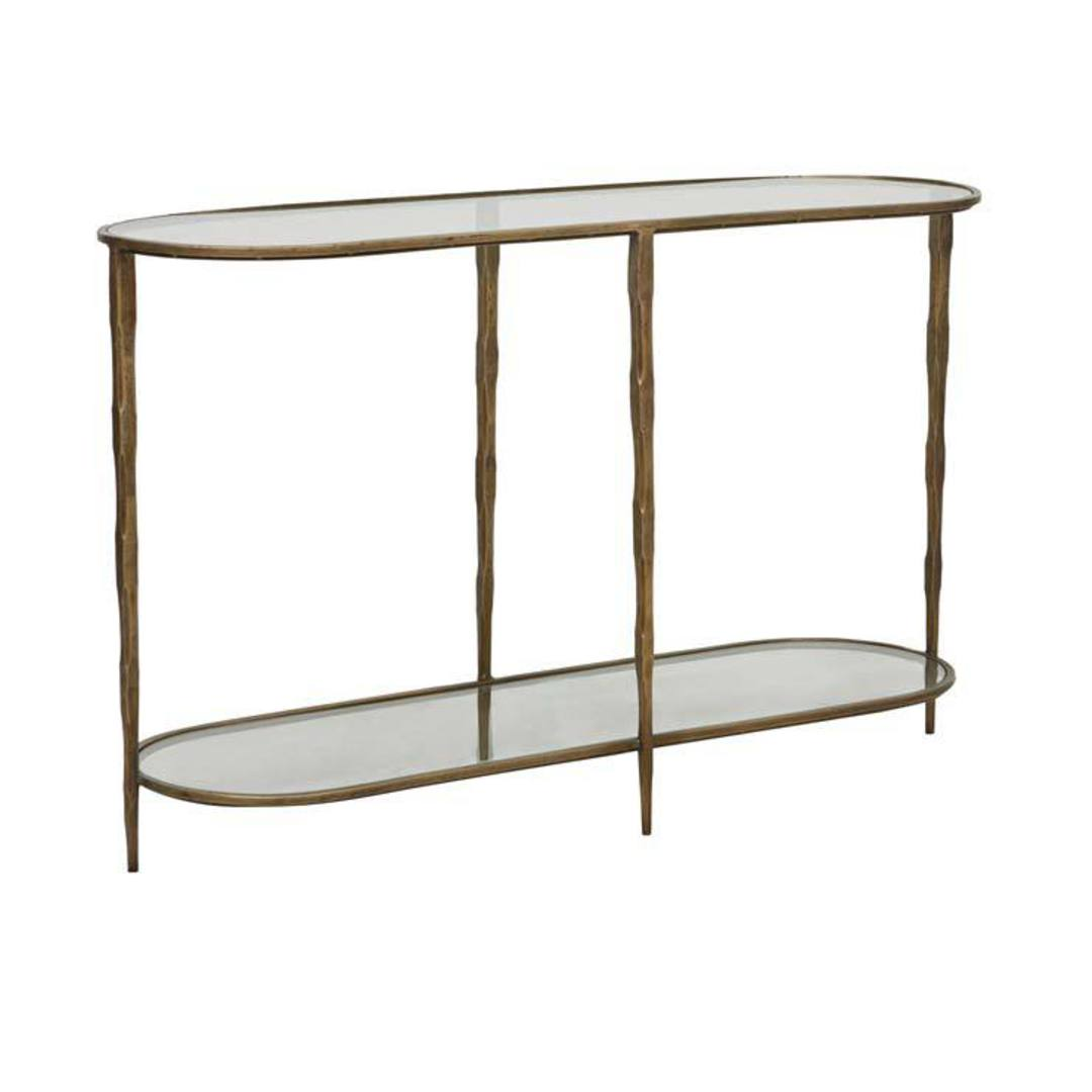 Amelie Oval Console image 1