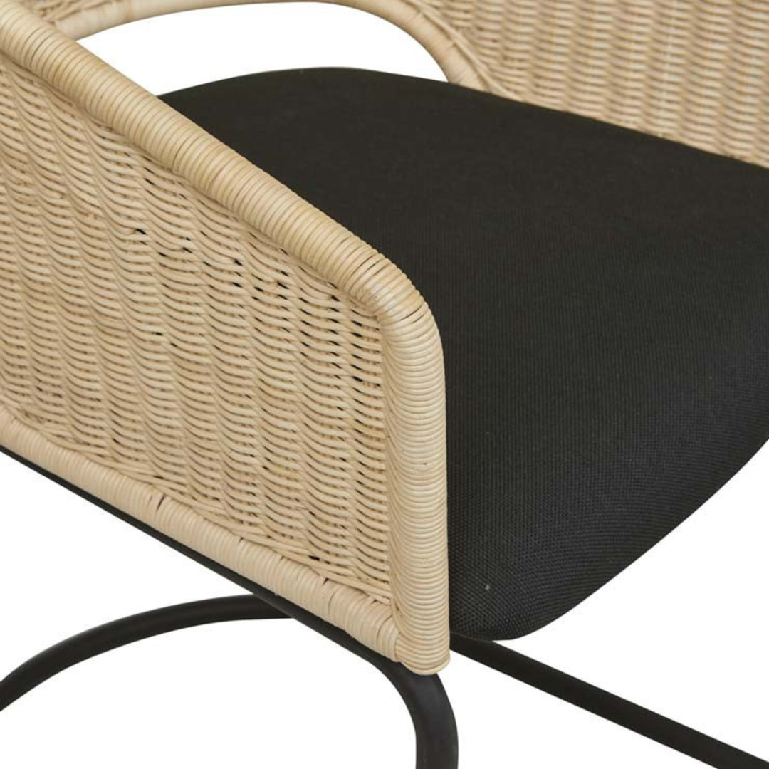 Weaver Cantilever Dining Chair image 6
