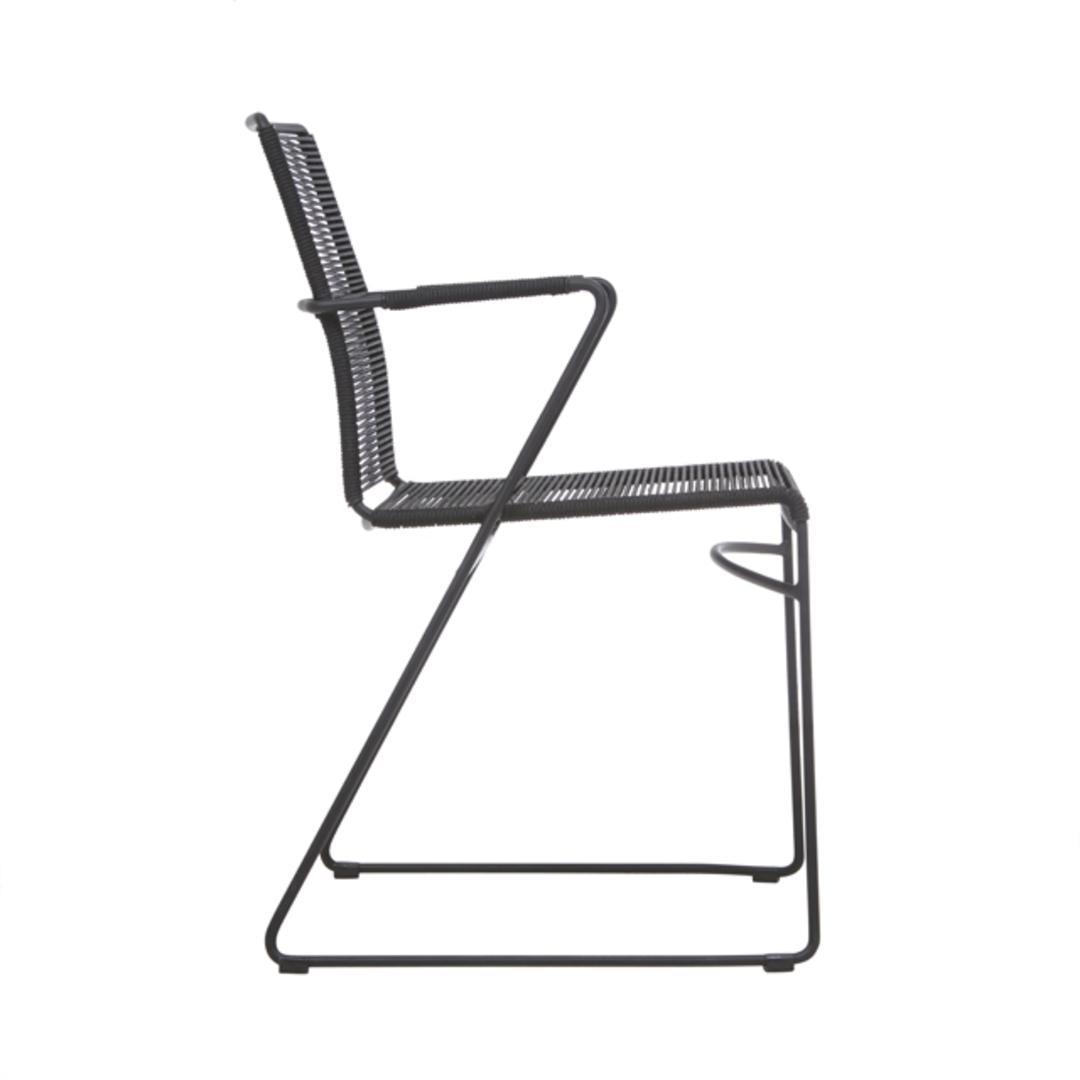 Marina Sleigh Arm Chair image 8