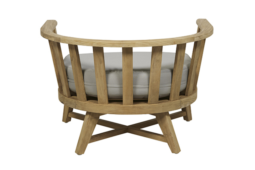 Sonoma Slat Occasional Chair image 5