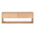 Click to swap image: <strong>Ethnicraft Ent Unit 1200-Oak - RRP-$POA</strong></br>Dimensions: W1200 x D460 x H450mm</br>Shipped: Assembled - 0.306m3</br>Case Colour - Natural</br>Case Material - Solid Oak</br>Drawer Configuration - 1</br>Hutch Configuration - 1