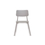 Click to swap image: <strong>Stellar Dining Chair-Cool Grey - RRP-$346</strong></br>Dimensions: W575 x D535 x H820mm</br>Shipped: Assembled - 0.087m3</br>Chair Stackable - Yes</br>Chair Weight - 4.2kg</br>Seat Colour - Cool Grey</br>Seat Height - 450mm</br>Seat Height - 460mm</br>Seat Material - Polypropylene (UV Resistant)</br>Seat Max. Weight - 120kg