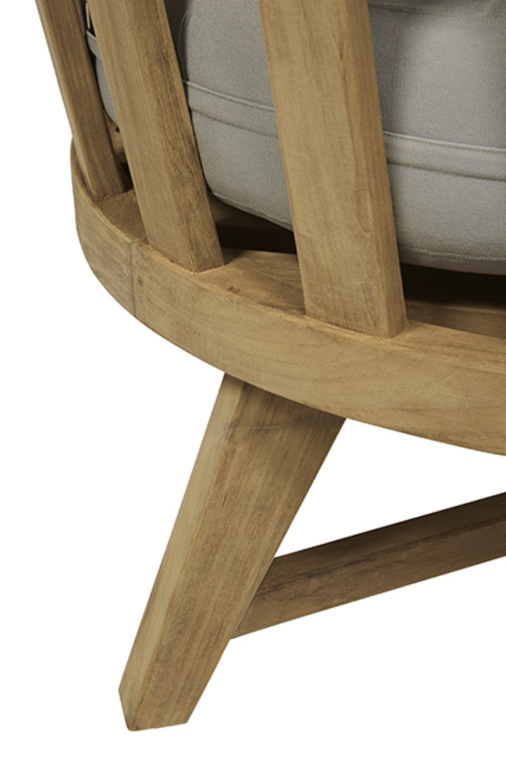 Sonoma Slat Occasional Chair image 6