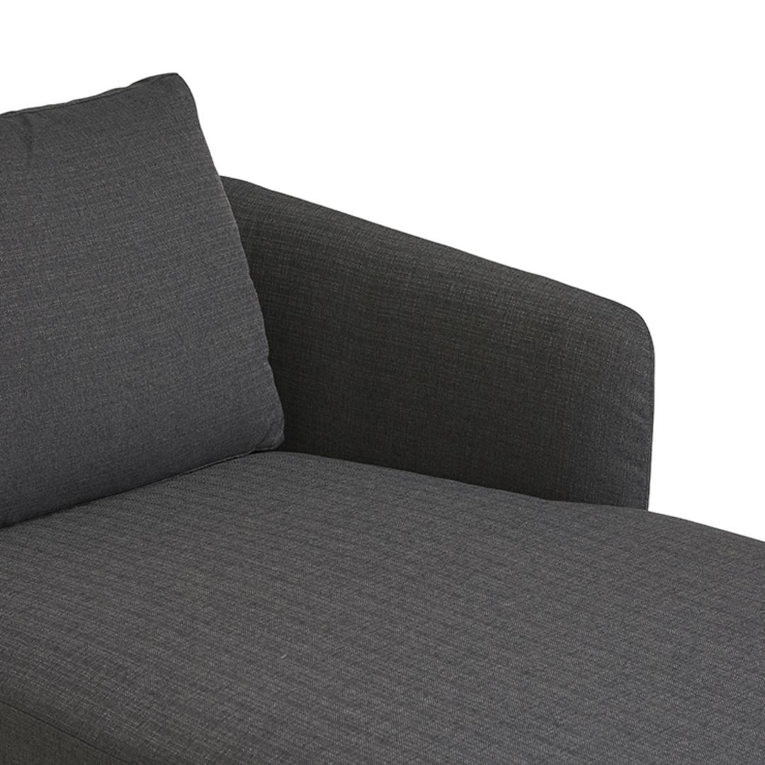 Felix Metal Leg Right Chaise image 2