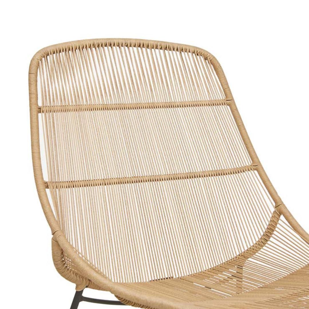 Granada Scoop Dining Chair (Outdoor) image 2