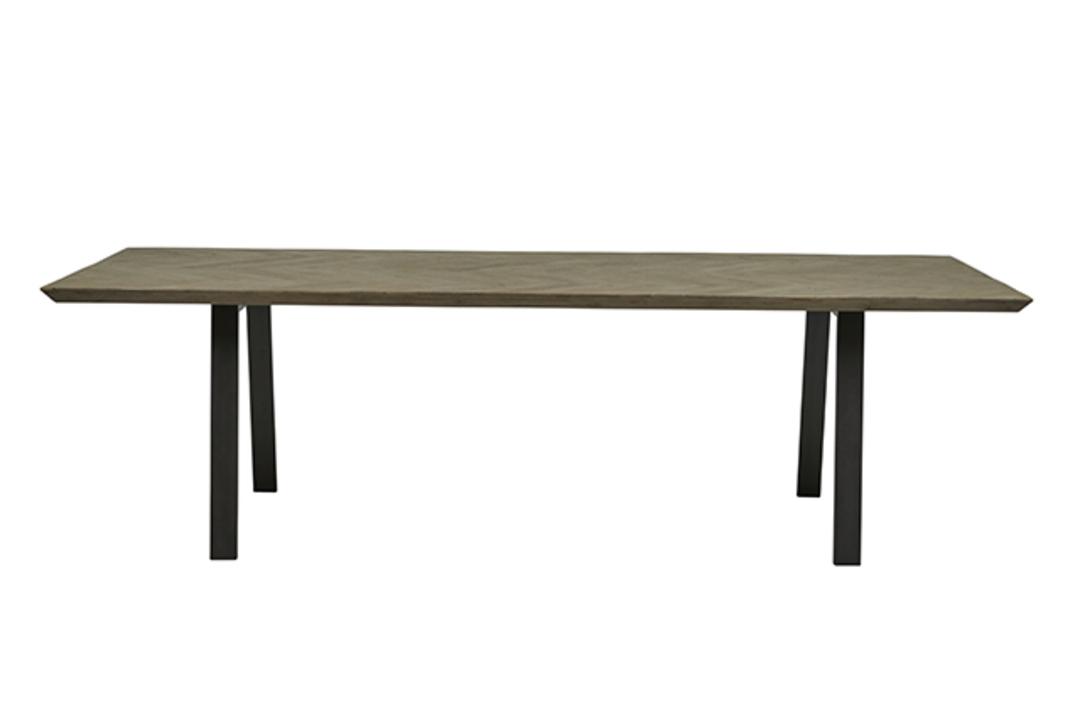 Finsbury Herringbone Dining Tables image 3