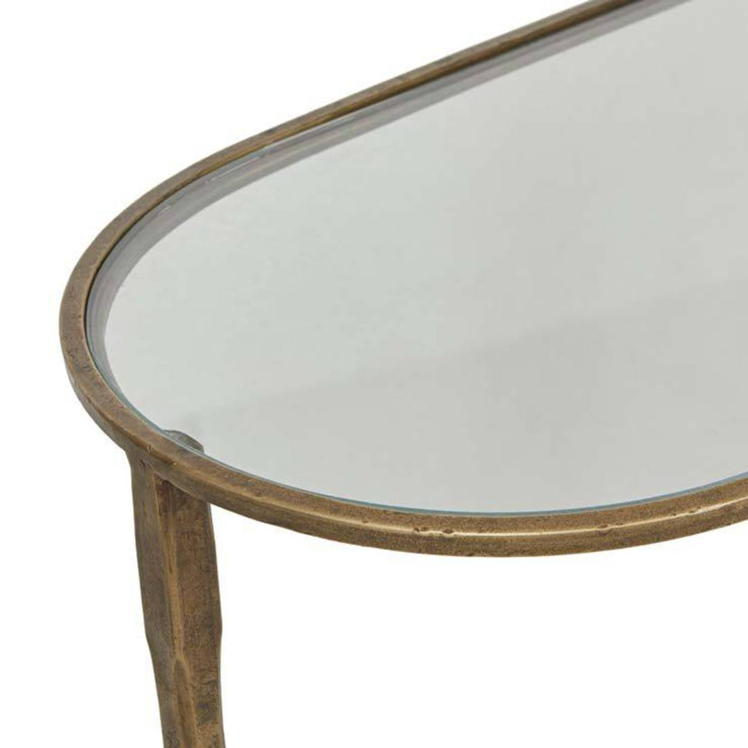 Amelie Oval Console image 2
