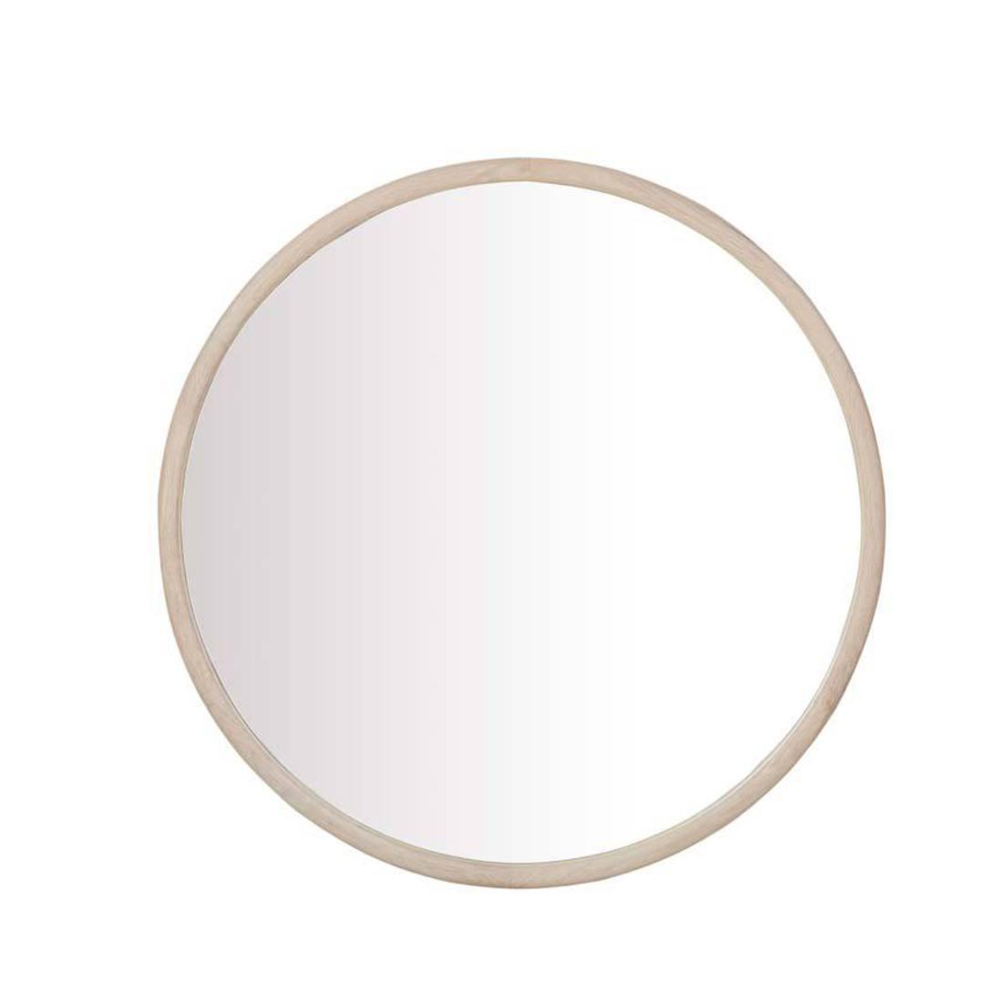 Brody Round Mirror image 1