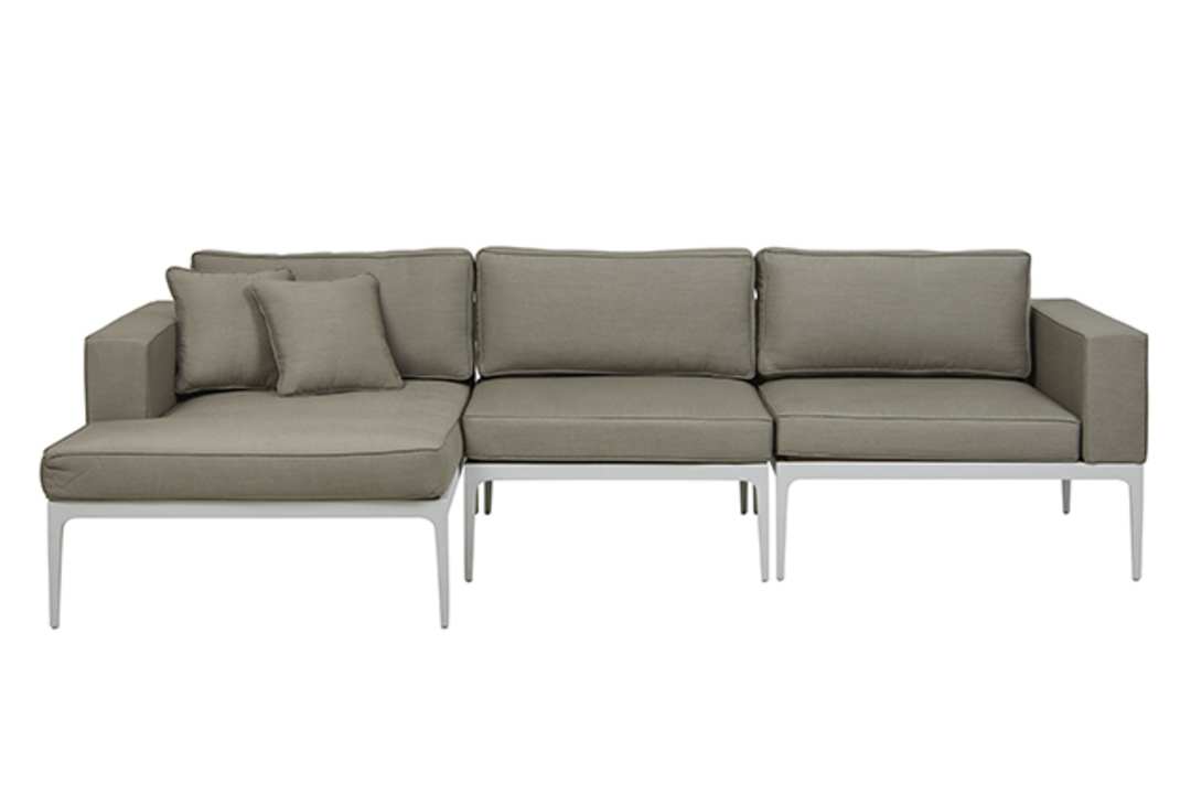 Montego Left Chaise (outdoor) image 4