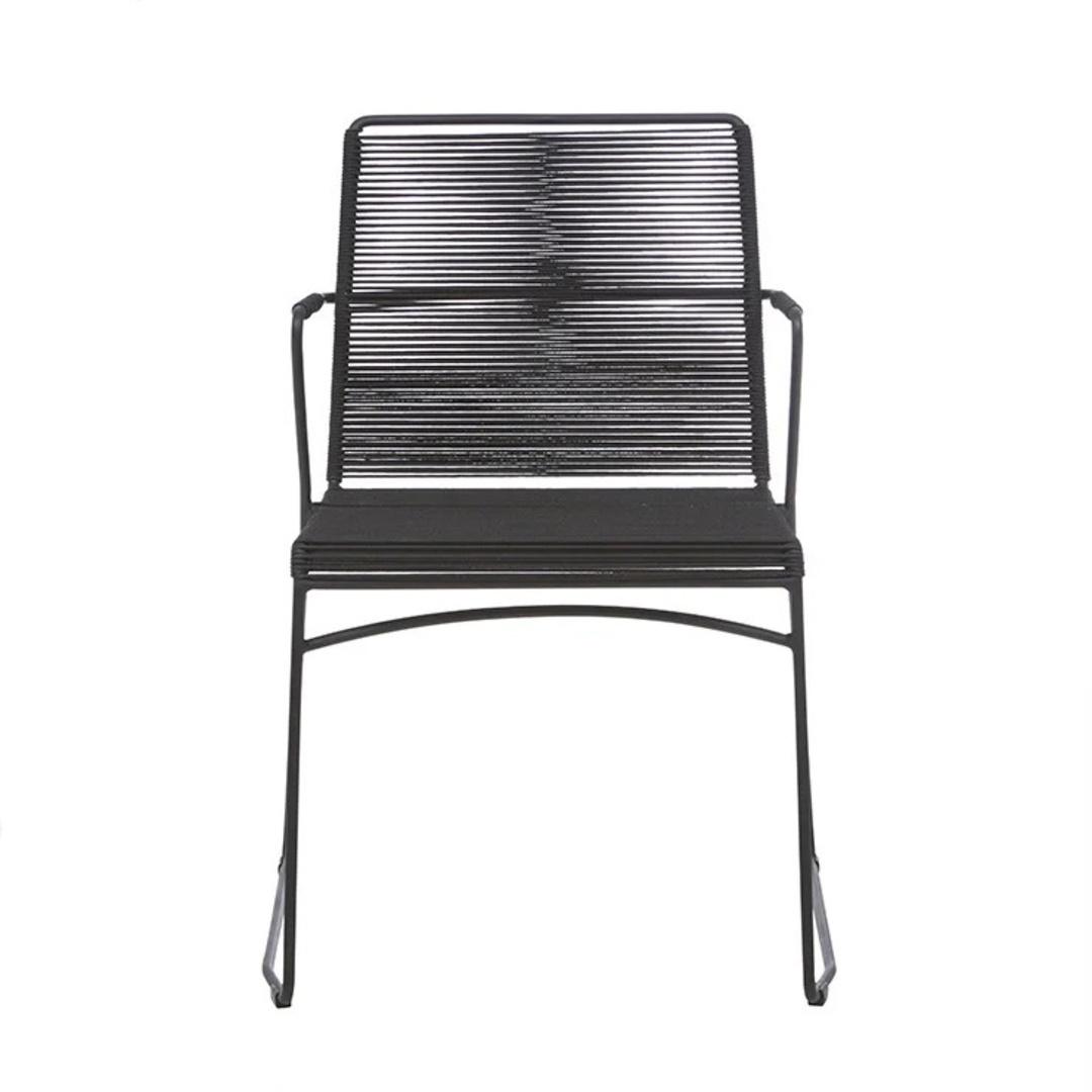Marina Sleigh Arm Chair image 3