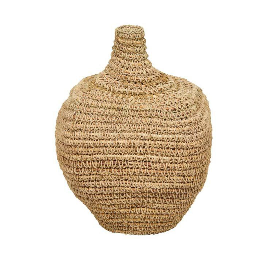 Arabella Bottle Basket Lg image 0